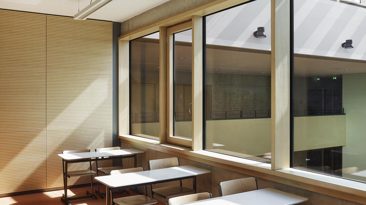 Oberschule Pirna: Windows